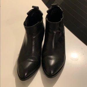 Alexander wang booties size 40